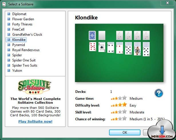 123 Free Solitaire indir