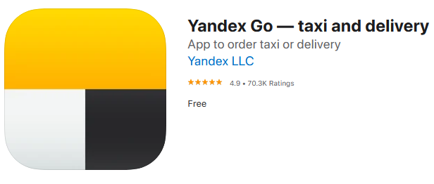 Yandex.Taxi Ride-Hailing