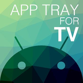 App Tray For TV APK