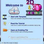 2D & 3D Animator