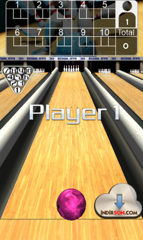 3D Bowling android