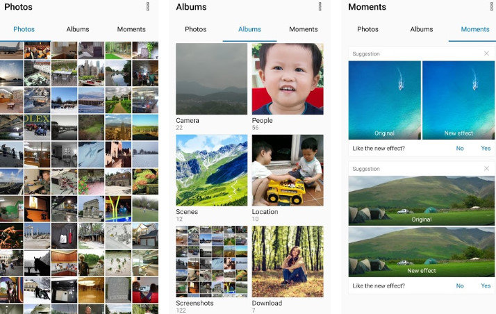 ASUS Gallery for Android APK indir - indirSon
