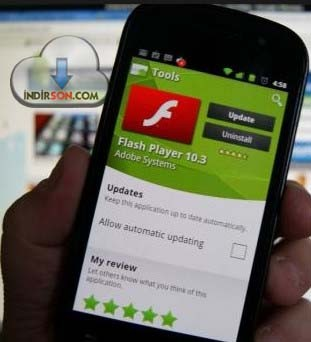 Adobe Flash Player Android