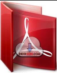 Adobe Reader X (Mac) logo