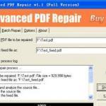 Bozuk PDF Onarma