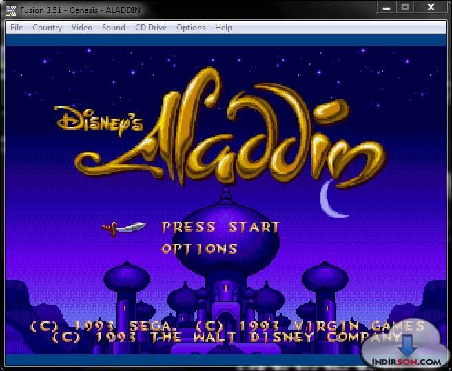 Aladdin oyna