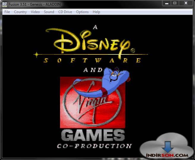Aladdin oyunu