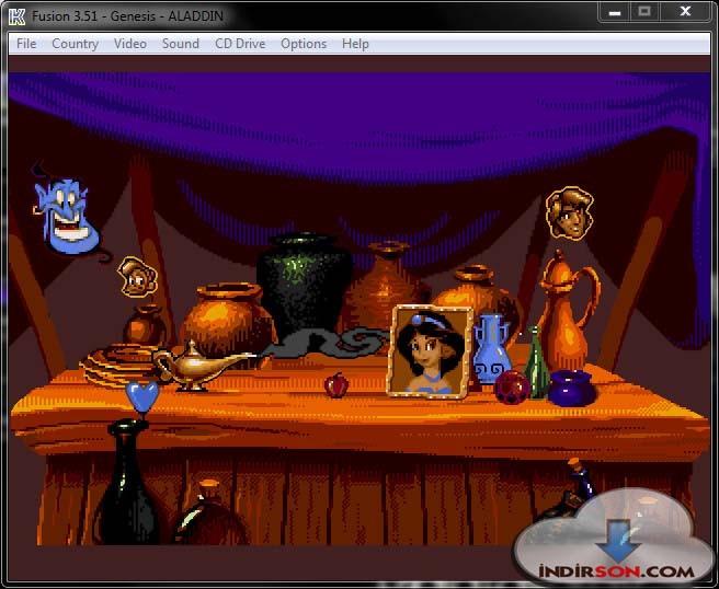 Aladdin son sürüm