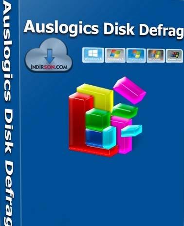 Auslogics Disk Defrag logo