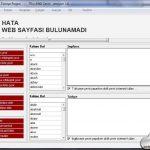 Cümle Çeviri Programı