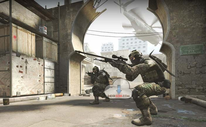 Counter-Strike Global Offensive oyunu indir