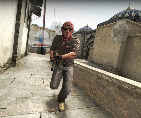 Counter-Strike Global Offensive teorist