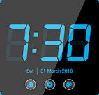Dijital Alarm Saati