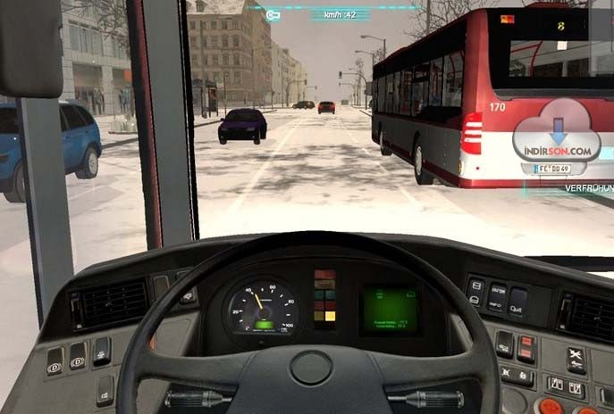 European Bus Simulator download