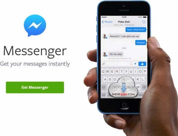 Facebook Messenger (iOS)