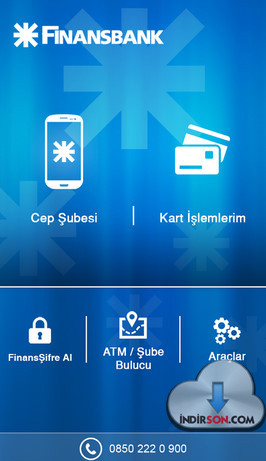 Finansbank android2