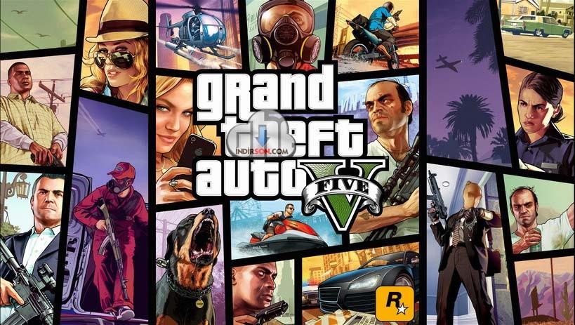 GTA 5 (Grand Theft Auto)