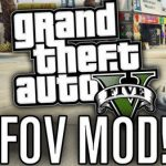 GTA 5 Field of View FOV %100