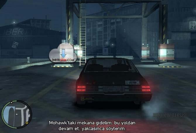 GTA IV Türkçe Yama1