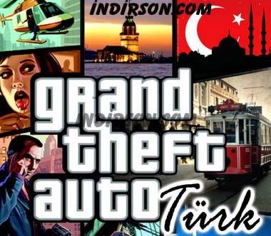 GTA Türk türkçe yaması indir