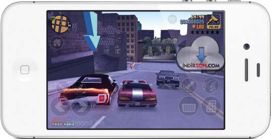 Grand Theft Auto 3 ios