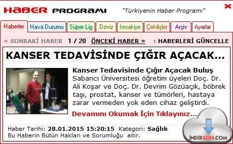 Haber Takip Programı