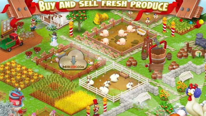 Hay Day (iOS) oyunu