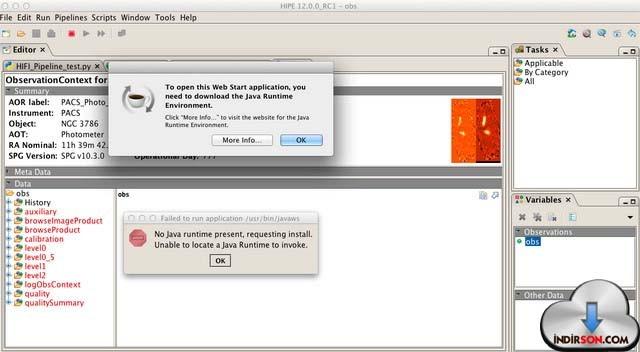 Java Runtime Environment (Mac)
