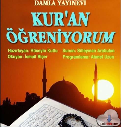 Kur'an-ı Kerim Öğrenme