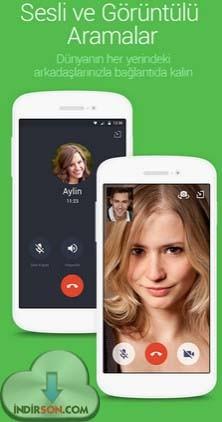 LINE Android mesajlaşma programı