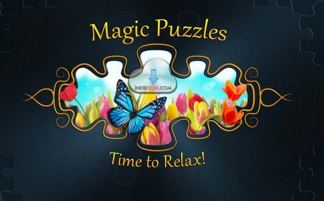 Magic Jigsaw Puzzles logo