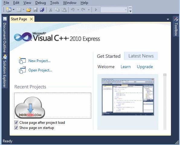 Microsoft Visual C++ resim