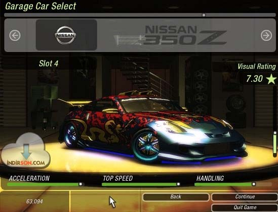 Need For Speed Underground 2 oyunu