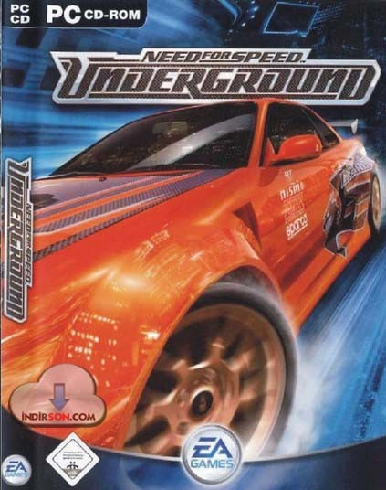 Need for Speed Underground 1.0 son sürüm
