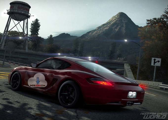 Need for Speed World son sürüm inidr