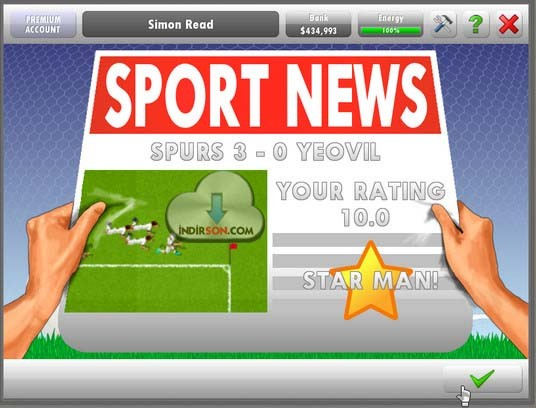 New Star Soccer Mac2