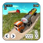 Offroad Oil Tanker Transport Truck Driver 2020