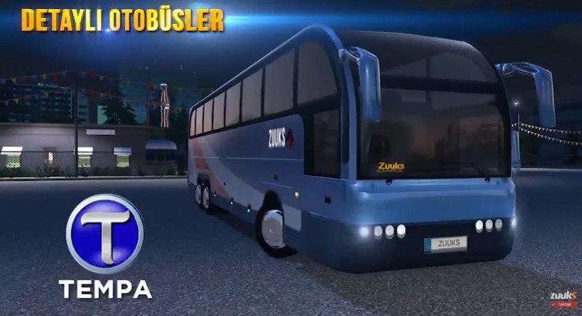 otobüs simulator ücretsiz indir