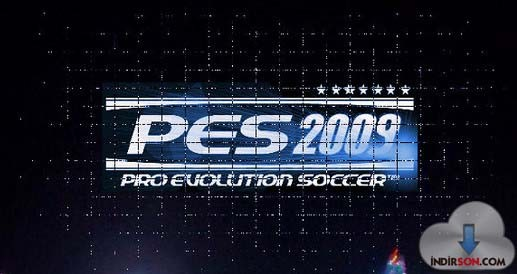 PES 2009 Pro Evolution Soccer oyunu