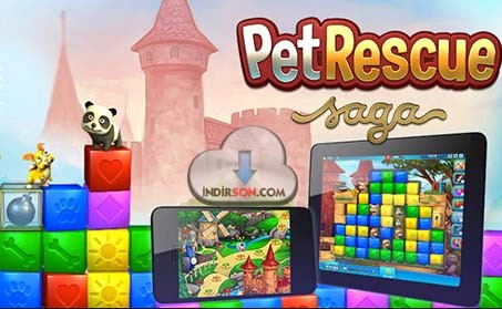 Pet Rescue Saga (iOS)