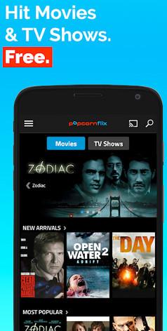 Popcornflix Indir Android ücretsiz Film Ve Dizi Izleme