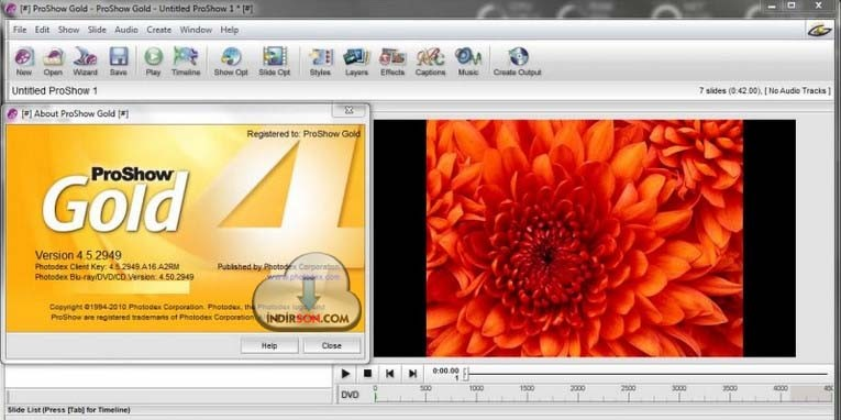 ProShow Gold download