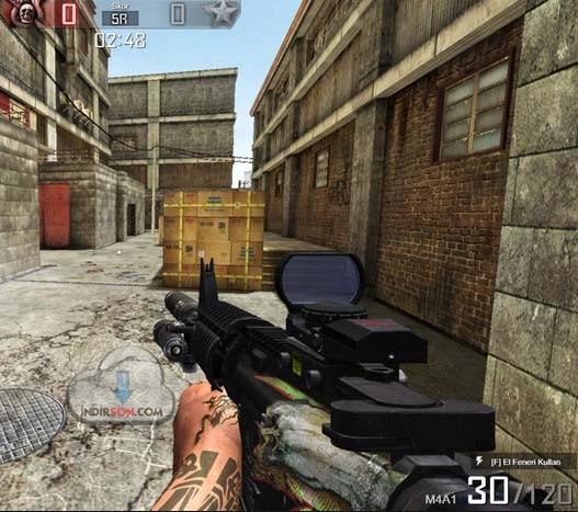 S2: Son Silah Indir Online Türkçe FPS Oyunu Indir