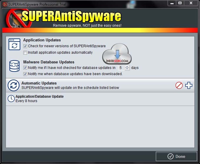 SUPERAntiSpyware Free Edition indir