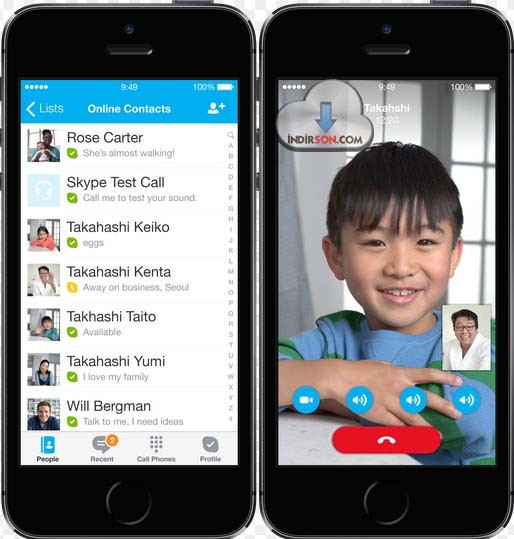 Skype (iOS) indir