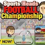 Sports Heads Kafa Topu