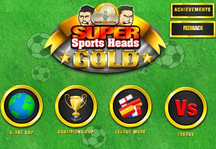 Sports Heads super