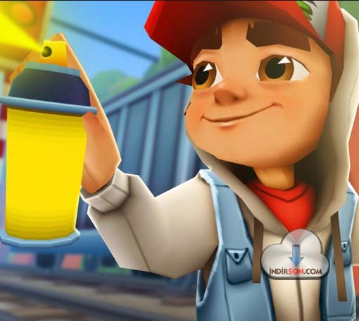 Subway Surfers Android oyunu
