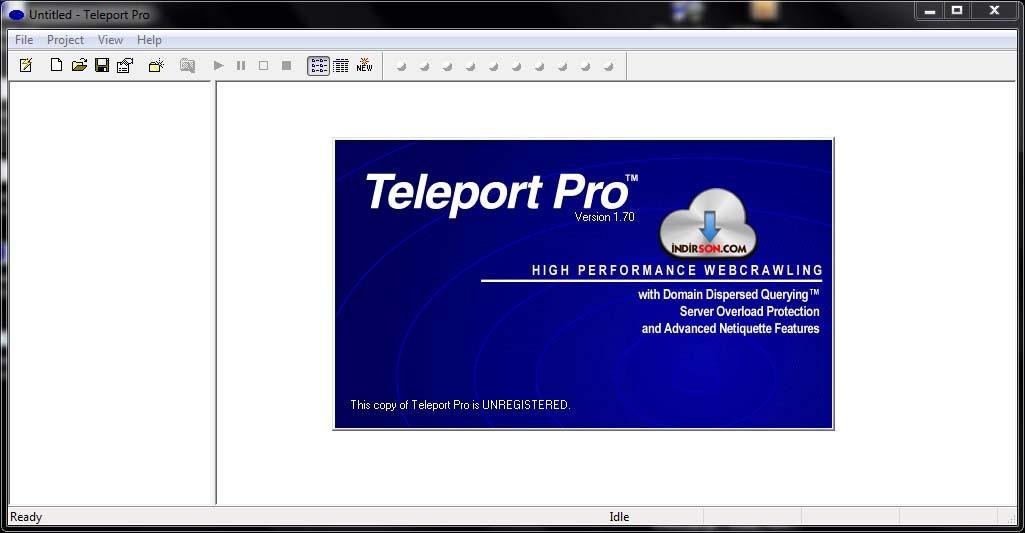 Teleport Pro