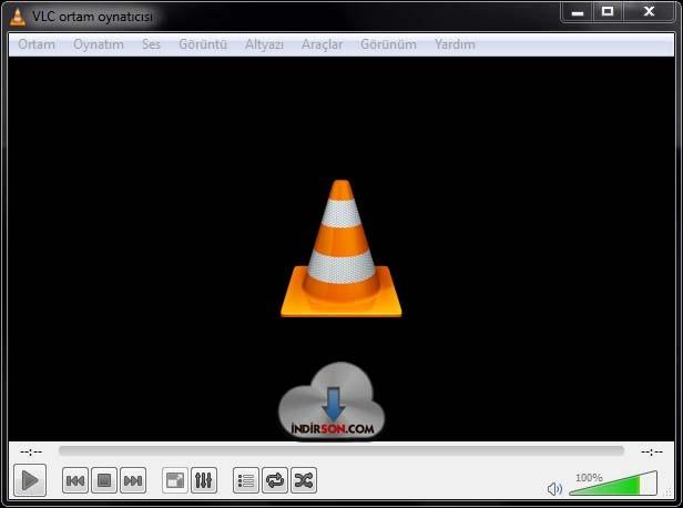 VLM video oynatıcı